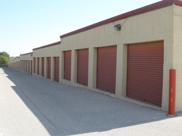 Securcare Self Storage San Angelo Knickerbocker Rd