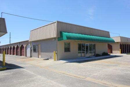 Choctaw Storage Center And Uhaul Dealer 11520 Richcroft