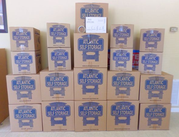 Atlantic Self Storage San Pablo 13951 Beach Boulevard