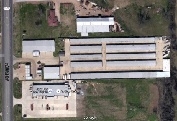 North Airline Self Storage 5216 Airline Dr Bossier City