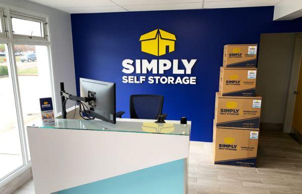 Simply Self Storage Southaven Ms Airways Blvd 7230
