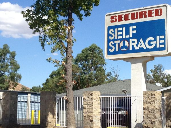 Secured Self Storage 29135 Riverside Drive Lake Elsinore