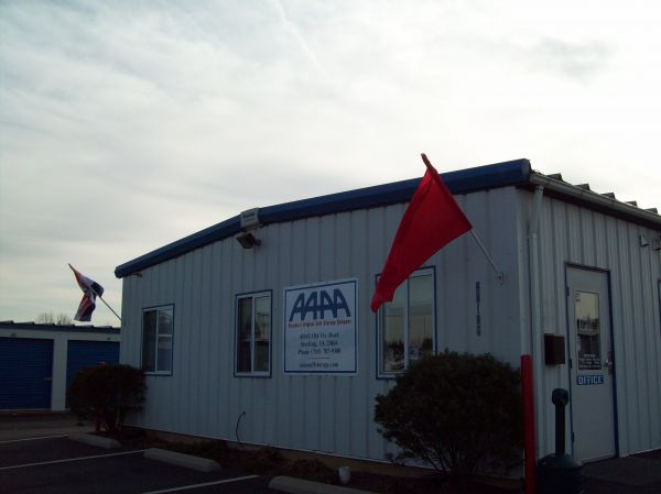 Aaaa Self Storage Amp Moving Sterling 45143 Old Ox Rd