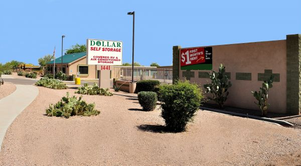 Dollar Self Storage Apache Junction East Old West