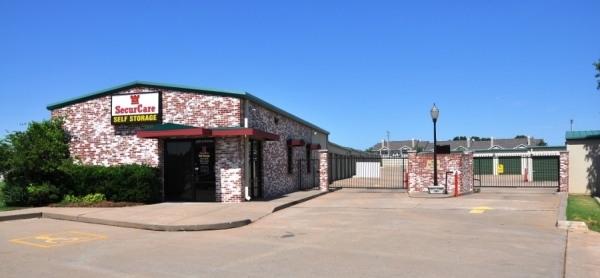 Securcare Self Storage Tulsa S Sheridan Rd 9135 S