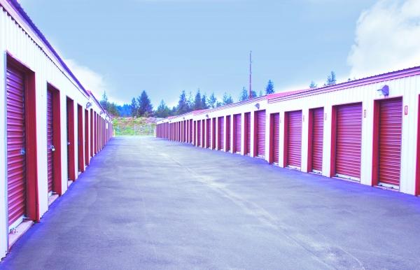 Veradale Self Storage 16714 E Sprague Ave Spokane Valley