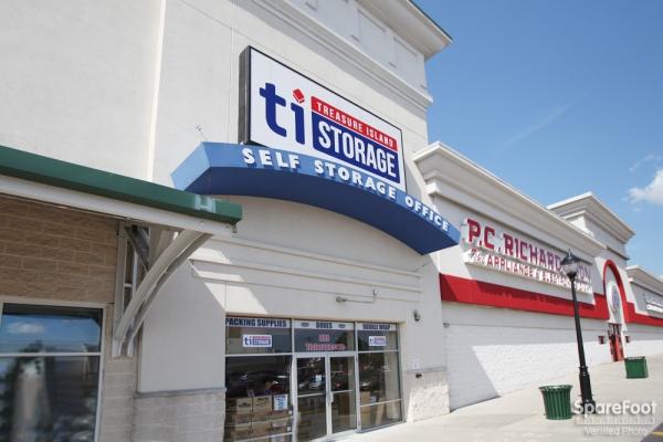 Treasure Island Storage Woodbridge Nj