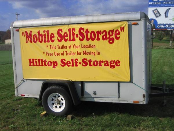 Hilltop Self Storage 2650 Carlisle Pike New Oxford Pa