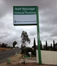 Sentry Storage Solutions Chula Vista
