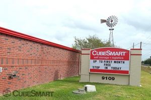 CubeSmart Self Storage - Pearland - 9109 Hughes Ranch Road