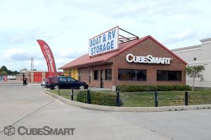 CubeSmart Self Storage - Fresno