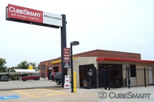 CubeSmart Self Storage - Cypress - 13610 Cypress North Houston Road