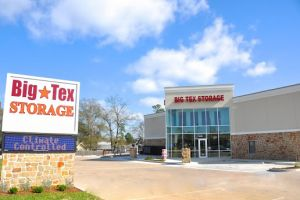 Big Tex Storage - Woodlands