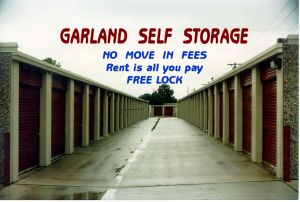 Garland Self Storage