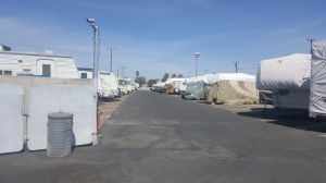 Pioneer RV Storage - RV Parking