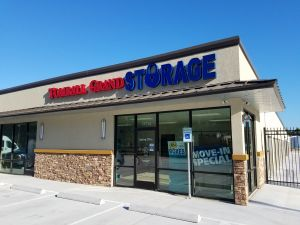 Tomball Grand Storage - 11714 Boudreaux Road