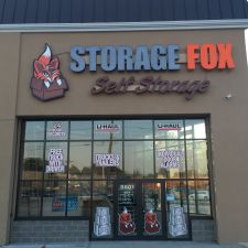 Storage Fox Self Storage - Brooklyn -UHAUL Truck Rentals