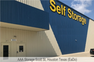 AAA Storage Scott St