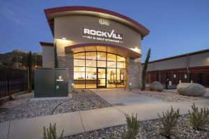 Rockvill RV Self Storage