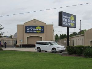 Southern Self Storage - Gretna