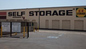 E-Z Storage of Burbank L.P.
