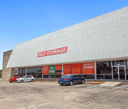 Store Space Self Storage - 1025