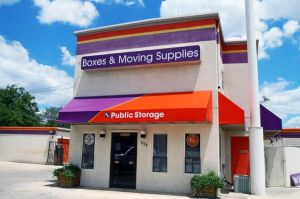 Public Storage - San Antonio - 555 W Sunset Road
