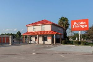 Public Storage - Houston - 15145 Ella Blvd