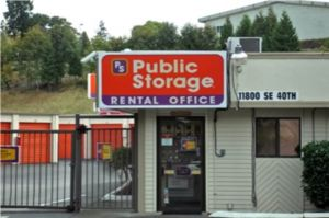 Public Storage - Milwaukie - 11800 SE 40th Ave