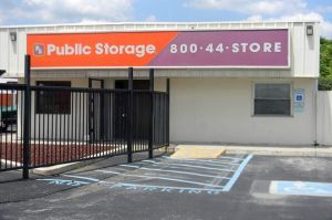 Public Storage - Columbus - 786 Kinnear Road