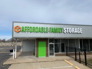 Affordable Family Storage-Meridian