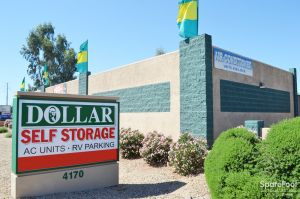 Dollar Self Storage - Phoenix - W Peoria Ave