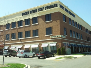 Rocky River Self Storage Offices